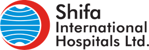 Shifa International Logo Vector