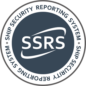 Ship Security Reporting System (SSRS) Logo Vector