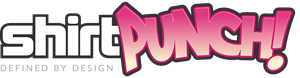 ShirtPunch Logo Vector