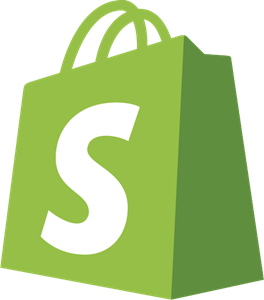 Shopify Logo Vector