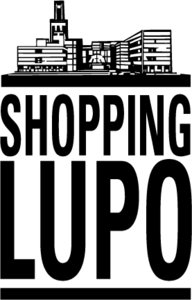Shopping Lupo Logo Vector