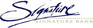 signature bank Logo Vector
