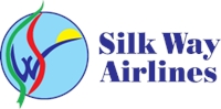 Silk way airlines Logo Vector