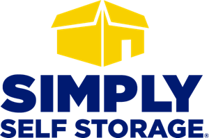 Simply Self Storage Logo Vector