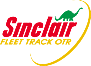 Sinclair FLEET TRACK OTR Logo Vector