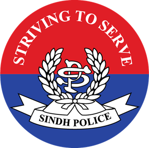 sindh police pakistan logo vector ai free download rh seeklogo com police logos and graphics police logo shirts