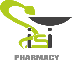 Sisi Pharmacy Logo Vector