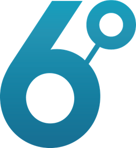 Six Degrees Group (6DG) Logo Vector