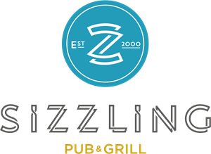 Sizzling Pubs Logo Vector