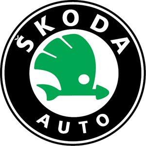 skoda logo vector eps free download