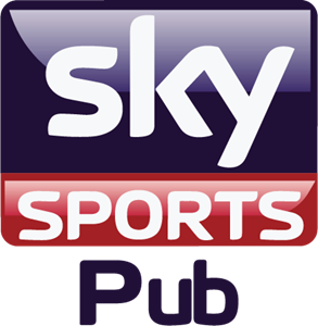 Sky sports pub Logo Vector