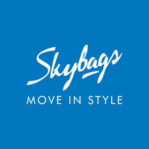 Skybags - Move In Style Logo Vector