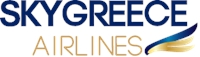 SkyGreece airlines Logo Vector