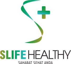 SLIFE HEALTHY Logo Vector