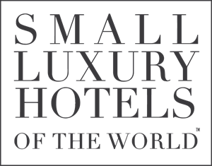 Small Luxury Hotels Logo Vector