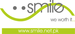 SMILE We Worth It... Logo Vector