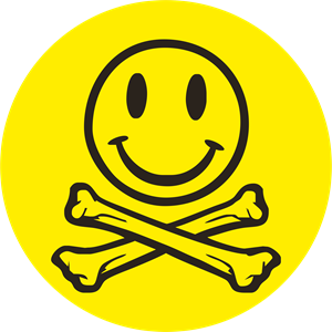 Smiley Face Avatar Logo Vector
