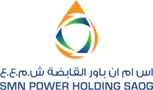 SMN Power Holding SAOG Logo Vector
