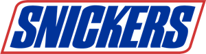 Snickers Logo Vector