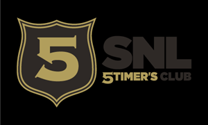 SNL 5- Timers Club Logo Vector