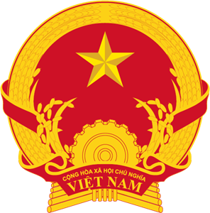 Socialist Republic of Vietnam Logo Vector