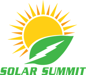 Solar Summit Logo Vector
