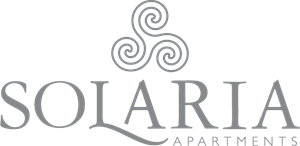 Solaria Apartments Logo Vector