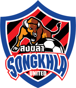 Songkhla United F.C. Logo Vector