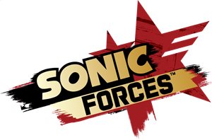 Sonic Forces Logo Vector