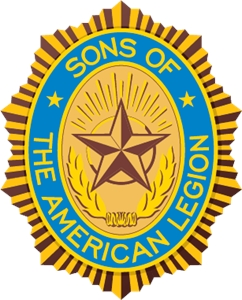 Sons of the American Legion Logo Vector