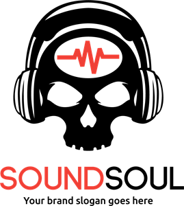 sound soul Logo Vector