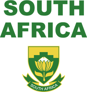 South Africa national ice hockey team emblem Logo Vector