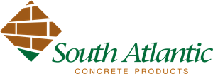 South Atlantic Concrete Products Logo Vector