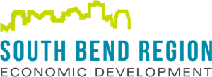 South Bend Region Economic Development Logo Vector