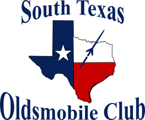 South Texas Oldsmobile Club Logo Vector