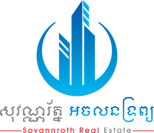 Sovannroth Real Estate Logo Vector