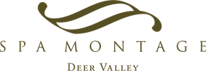 Spa Montage Deer Valley Logo Vector