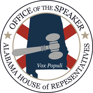 Speaker of the House of Alabama Logo Vector