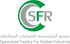 Specialized Factory For Rubber Industries Logo Vector