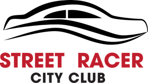 Speed racer city club Logo Vector