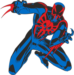SPIDER-MAN 2099 Logo Vector
