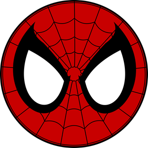 Spider-Man Comic new Logo Vector