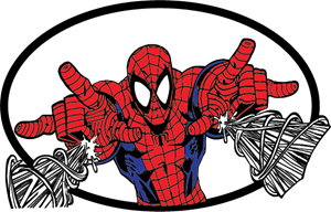 Spider-Man Logo Vector