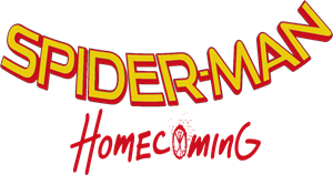 spiderman homecoming Logo Vector