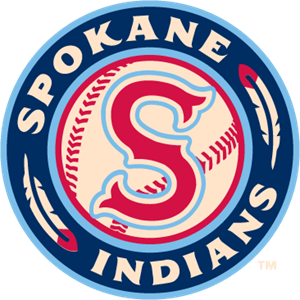 SPOKANE INDIANS Logo Vector