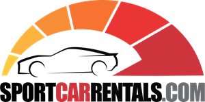 Sport car rental Logo Vector