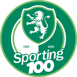 Sporting Clube de Portugal - 100 years anniversary Logo Vector