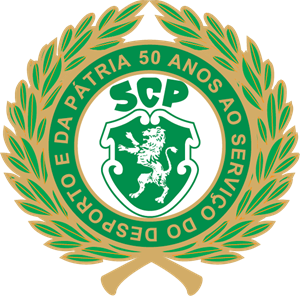 Sporting Clube de Portugal - 50 years anniversary Logo Vector