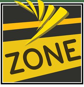 sprint zone logo vector ai free download
