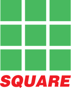 Square Group Logo Vector